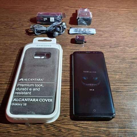 ESCUCHO OFERTAS RAZONABLES Samsung S8 64 gb