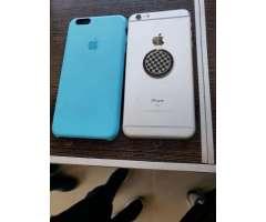 Vendo iPhone 6S Plus 128G Inmaculado