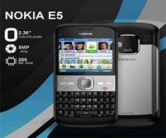 Nokia E5 Movistar