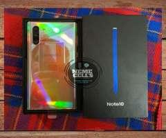 Samsung Note 10 (normal) 8gb Ram Y 256gb