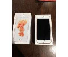 iPhone 6S 32Gb Color Rosa Usado