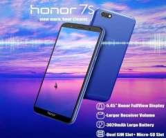 Huawei Honor 7S 2GB/16GB nuevos garantia