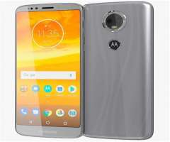 Vendo Celular Motorola E5 Plus gris gray