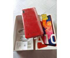 samsung A10 impecable dual sim original