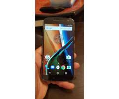 Moto G4 16gb Libre Impecable