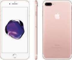 Iphone 7 Plus 128Gb Rouse Gold Garant Oficial Apple año/ Local Poeta Lugones