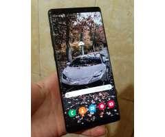 Galaxy Note 8 Muy buen estado con sus accesorios libre sin detalles