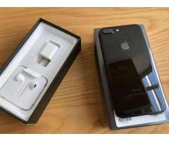 iPhone 7Plus 128 Gb, Impecable con Caja Y Accesorios