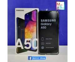 Samsung A50 64gb 4gb Ram Triple Camara (SOLO EFECTIVO)