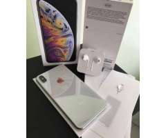 Vendo iPhone Xs Max 64 Gb Nuevo