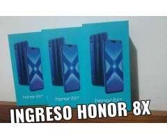 Huawei Honor 8x de 64gb Nuevos Y Libres
