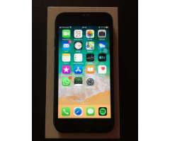 IPHONE 7 128GB NEGRO MATE - IMPECABLE
