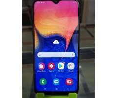 Samsung A10 Libre Garantia Impecable