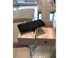 iPhone 7 Plus 128gb Jet Black, 8 Meses!!