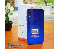 Xiaomi Redmi 7 32 Gb Nuevos Garantía