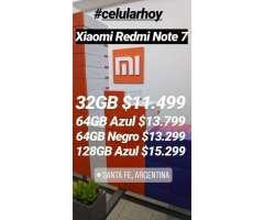 en Stock Xiaomi Redmi Note 7 32 64 Y 128