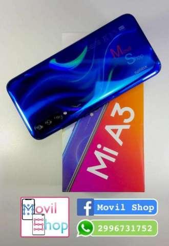 Xiaomi Mi A3 4ram 64gb 4g Triple Camara  Funda