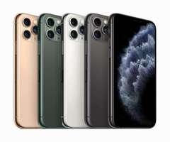 Apple iPhone 11 Pro Max 256gb nuevo y sellado de fabrica