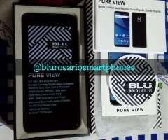 Blu Pure View 32gb 3gbram Nuevos Y Libre