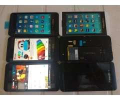 Celulares blackberry s/1000 para movistar s/1300 liberados