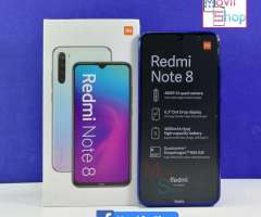Redmi Note 8 64GB 4GB ram Cuadruple Camara