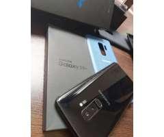 SAMSUNG S9 PLUS LIBRE COMPLETO