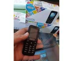 Celular Basico Alcatel Nuevo