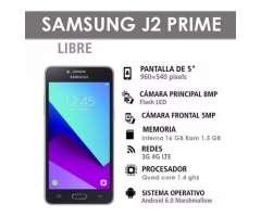Samsung Galaxy J2 Prime 16gb