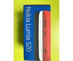 Nokia Lumia 520 P/ Personal Winphone 8.1