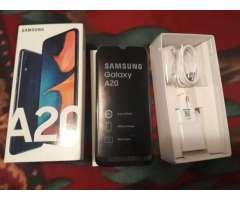 Vendo Samsung Galaxy A20