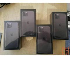 Apple iPhone 11 Negro 512GB Sim Libre Desbloqueado en Fábrica (cdma + gsm)