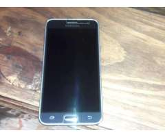 Celular  Samsung  J3- Negro.