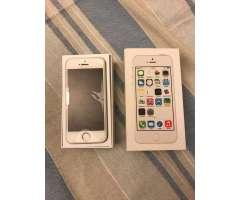 iPhone 5S 16Gb Blanco