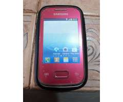 Samsung Pocket Libre con Funda