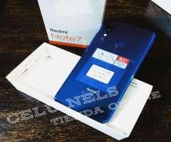 Hot Sale Xiaomi Note 7 128gb con Funda