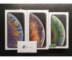 iPhone Xs Max 256gb. Caja Sellada. Cpo
