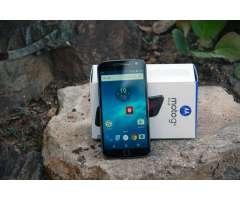Completo Moto G4 Plus Libre 32gb Caja