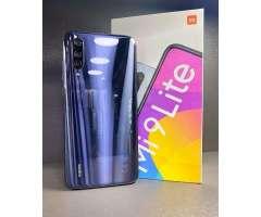 Xiaomi Mi9 Lite 128gb Nuevos Garantía