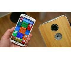 Moto X2 32gb Interna 4g Libre Bamboo