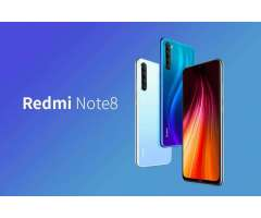 Xiaomi Redmi Note 8 64gb Original Caja Sellada