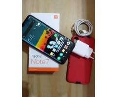 Vendo Permuto Xiaomi Redmi Note 7 Libre