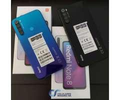 Xiaomi Redmi Note 8 64gb Nuevos Garantía