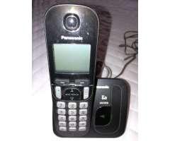 Teléfono Panasonic Inalambrico Kx-tgc210ag .con Manos Libres