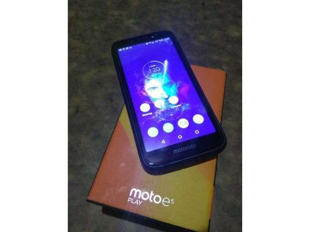 Moto E5 Play 3 Meses de Uso