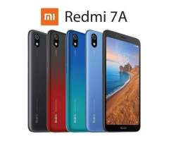 Xiaomi Redmi 7A 16gb 5.45' 2gb Original Caja Sellada