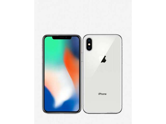 Celular Iphone X 256gb Silver - Space Grey