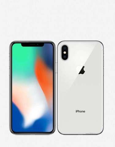 Celular Iphone X 256gb Silver - Space Grey