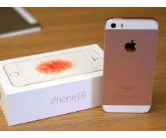 Celular Apple Iphone Se 32gb En Caja Films En Vidrio 2gb Ram