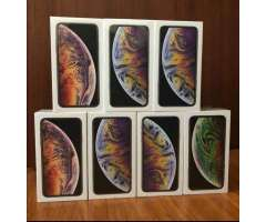IPHONE XS MAX 64GB ULTIMOS MODELOS POCAS UNIDADES WHATSAPP 2616734367