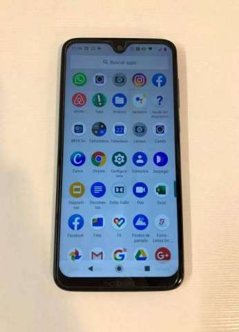 MOTOROLA G7 PLUS IMPECABLE
